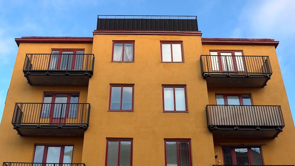 stockholm bostadskö
