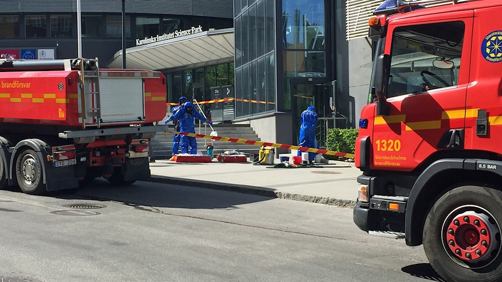 bioteknikföretag stockholm