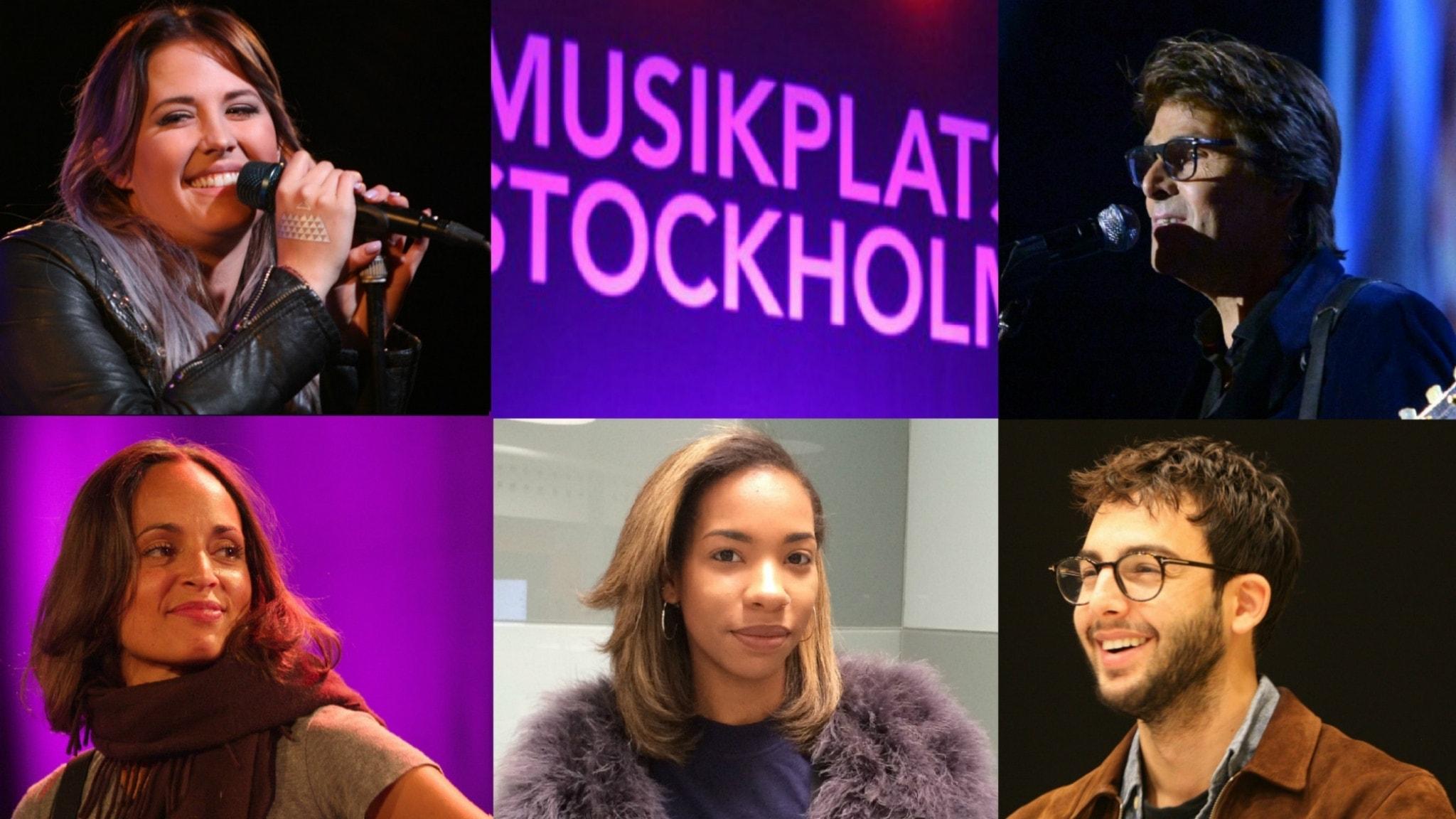Musikplats Special för Världens Barn med Fredrik Eliasson & Lasse Persson