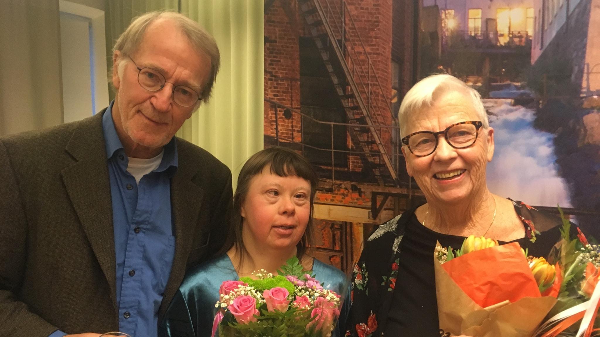 Ny film om Martina med Downs syndrom