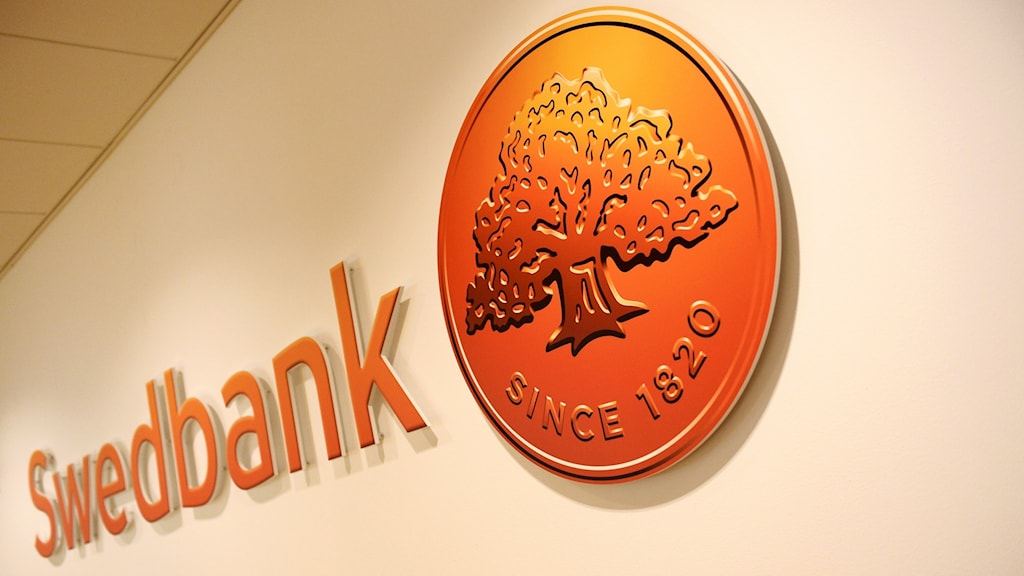 Swedbanks logotyp.