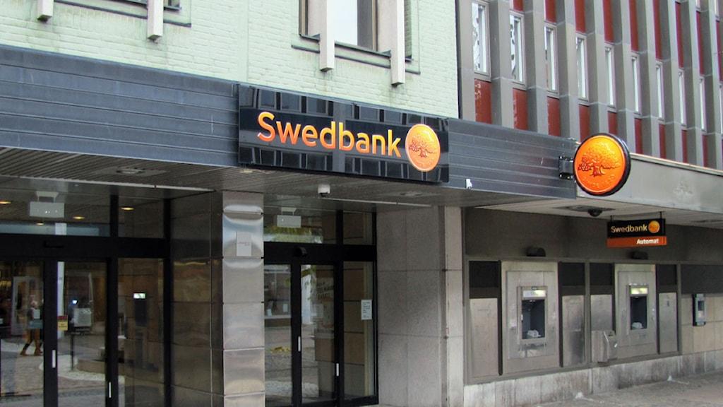 swedbank växjö