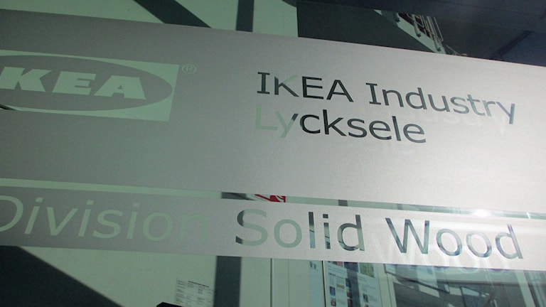 Ikea Industry Lycksele