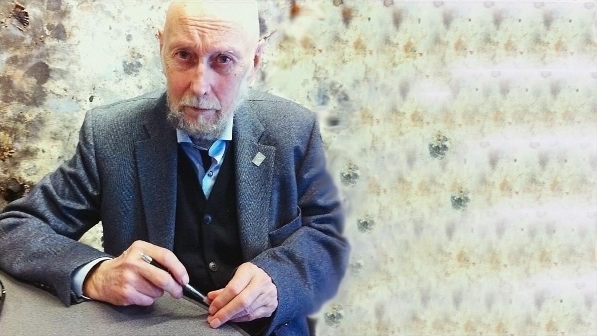 Torgny Lindgren intervjuas av Kerstin Wixe om Minnen