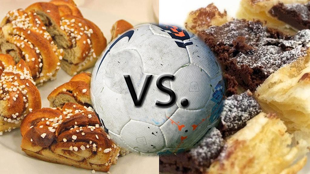 fotboll sverige danmark ikväll