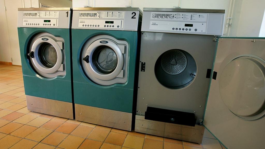 Tvättstugan i flerfamiljshus snart ett minne blott - P4 Västmanland