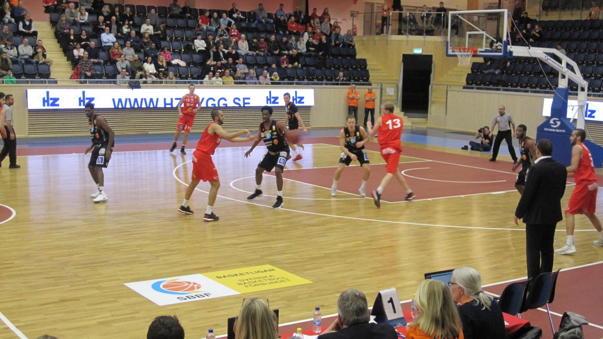 current team uppsala basket - HD2048×1152