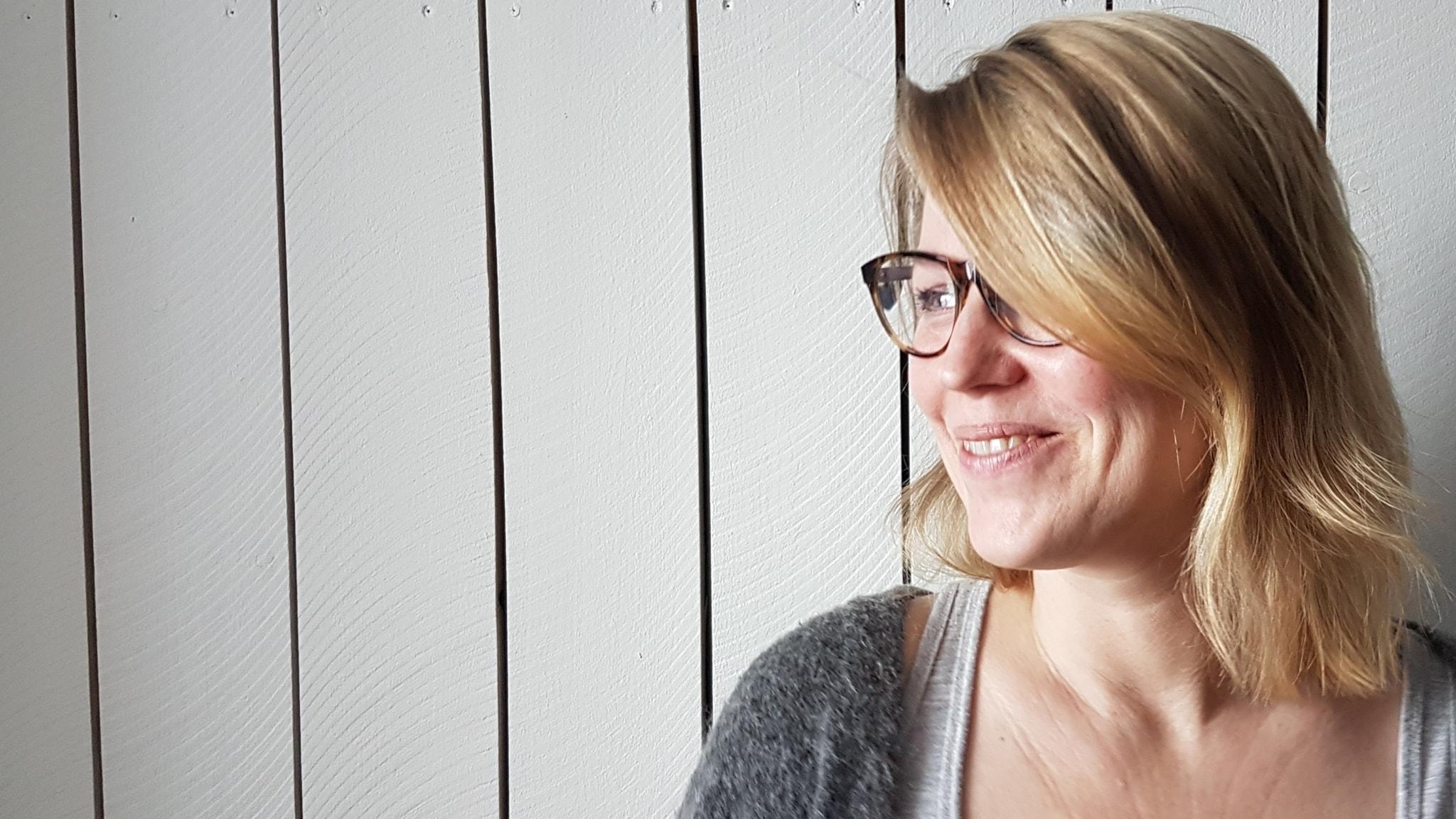 Anna Broström - om sköra drömmar