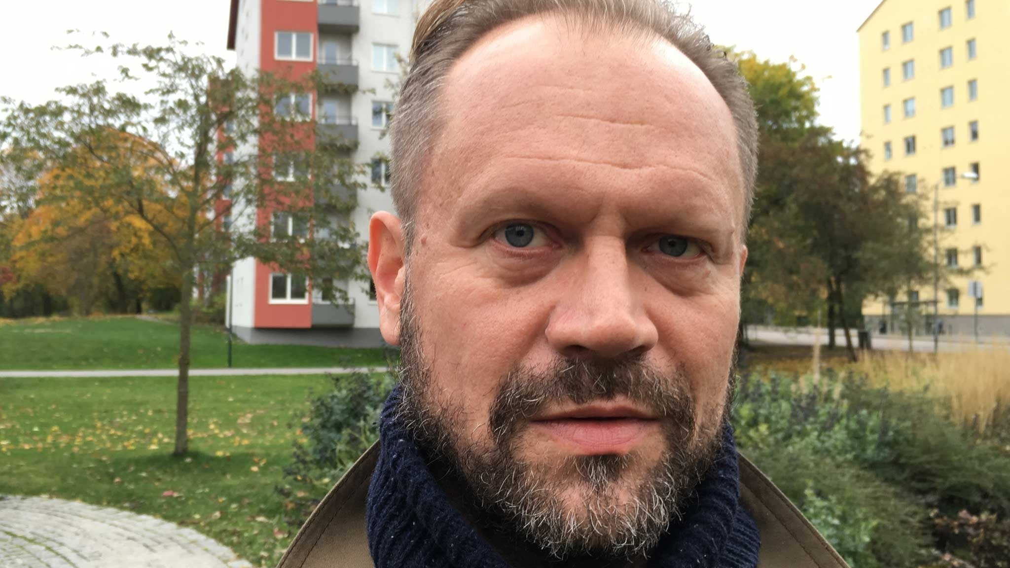 Stefan Lindberg - brustet hjärta