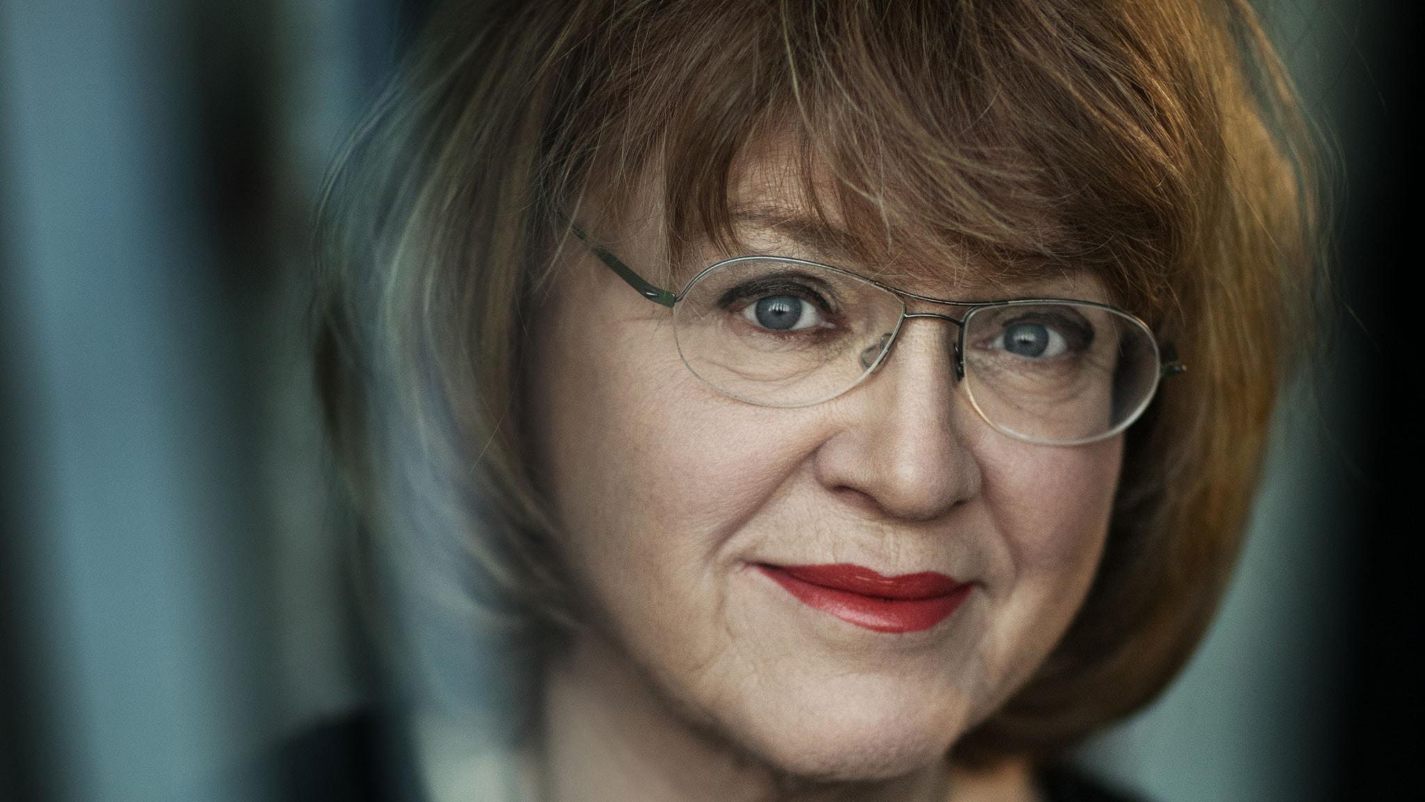 Katarina Mazetti - därför blev jag författare