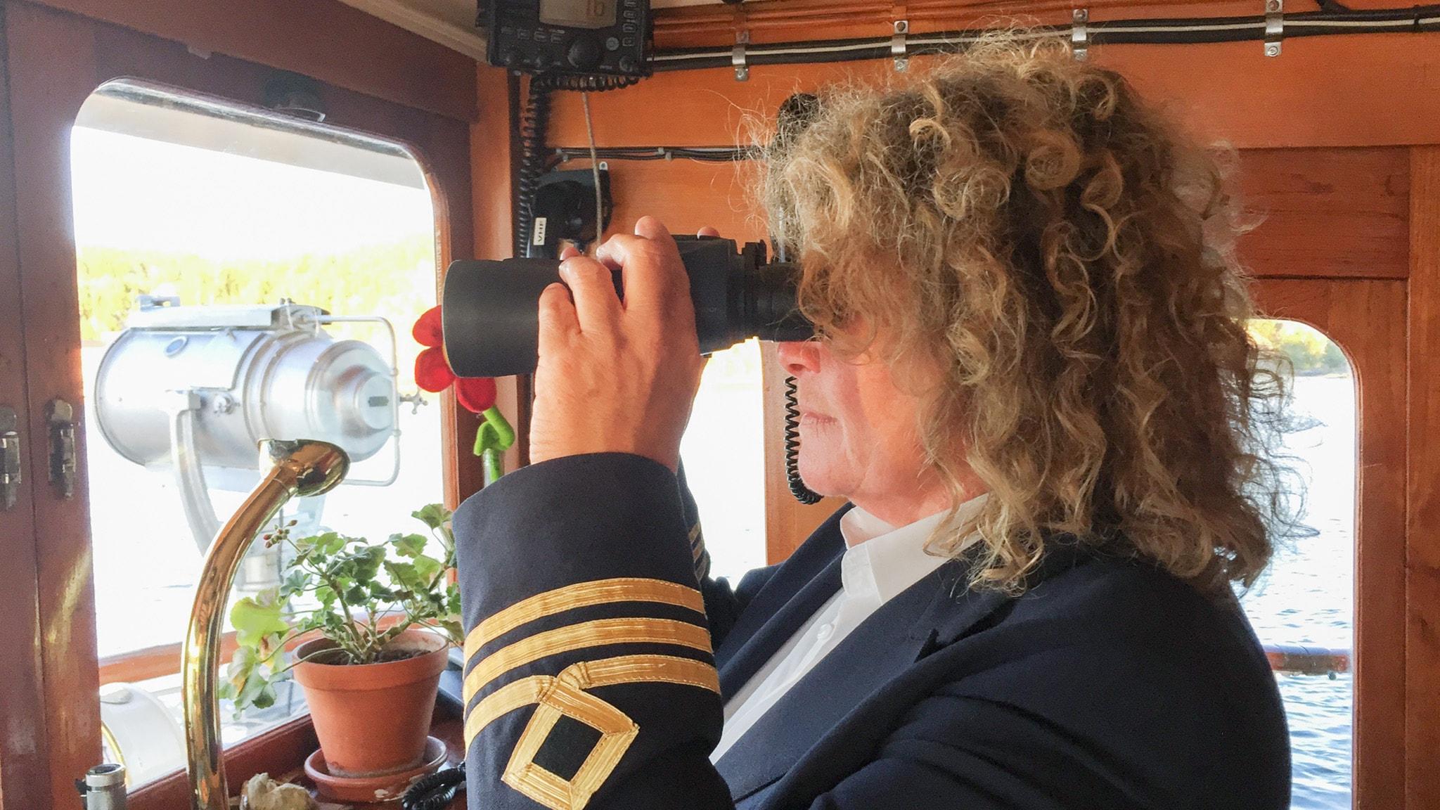 Del 2/4. Svenska sjömän – Ibland mulnar Kapten Sol