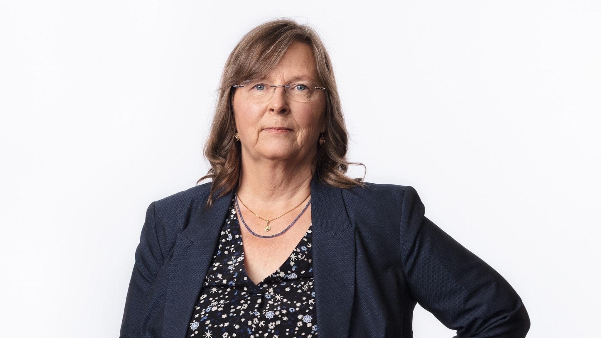 Luften saknar nationalitet: Maria Persson Löfgren i Stockholm