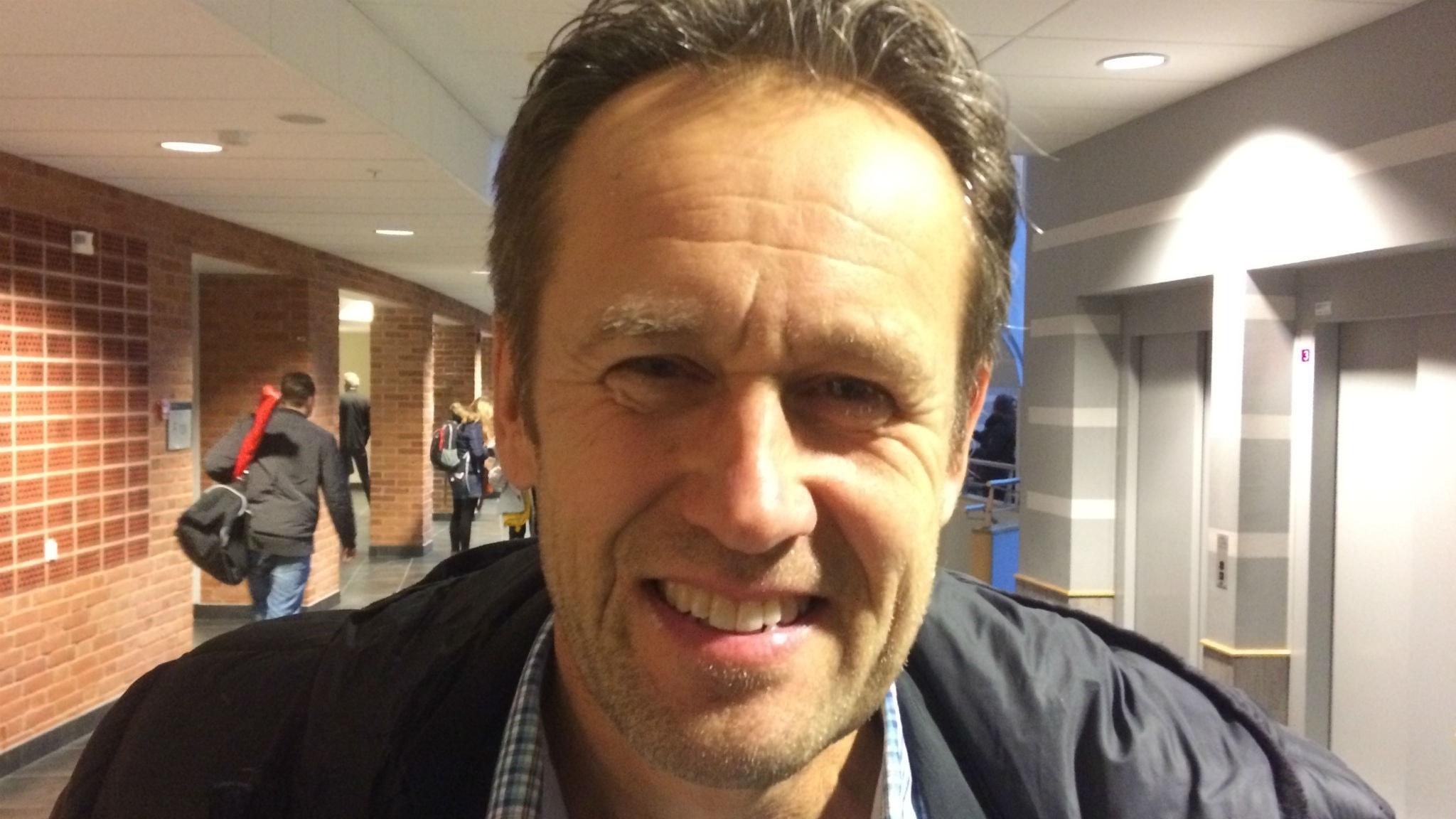 Svante Axelsson - klimatarbetaren som bytte roll och fick jobb hos regeringen