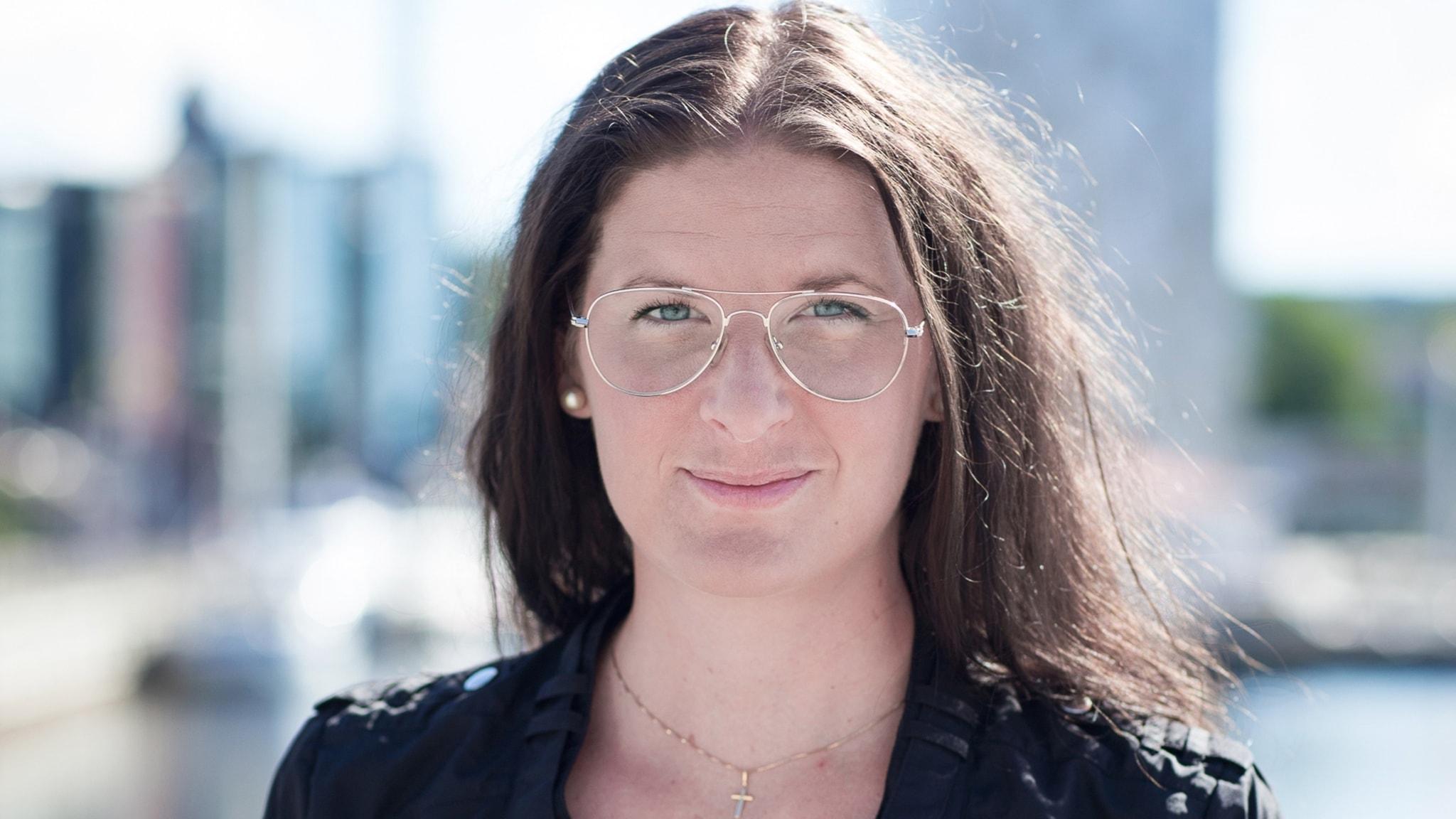 Om lidande och tro - Johanna Lundström