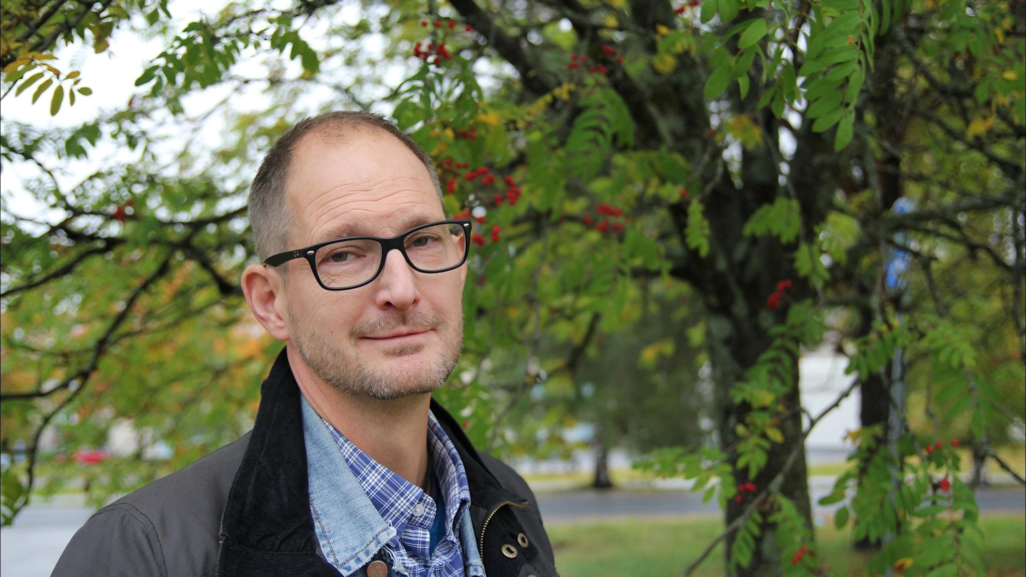 Möten med mina hjälpare - Mattias Hjalmarsson