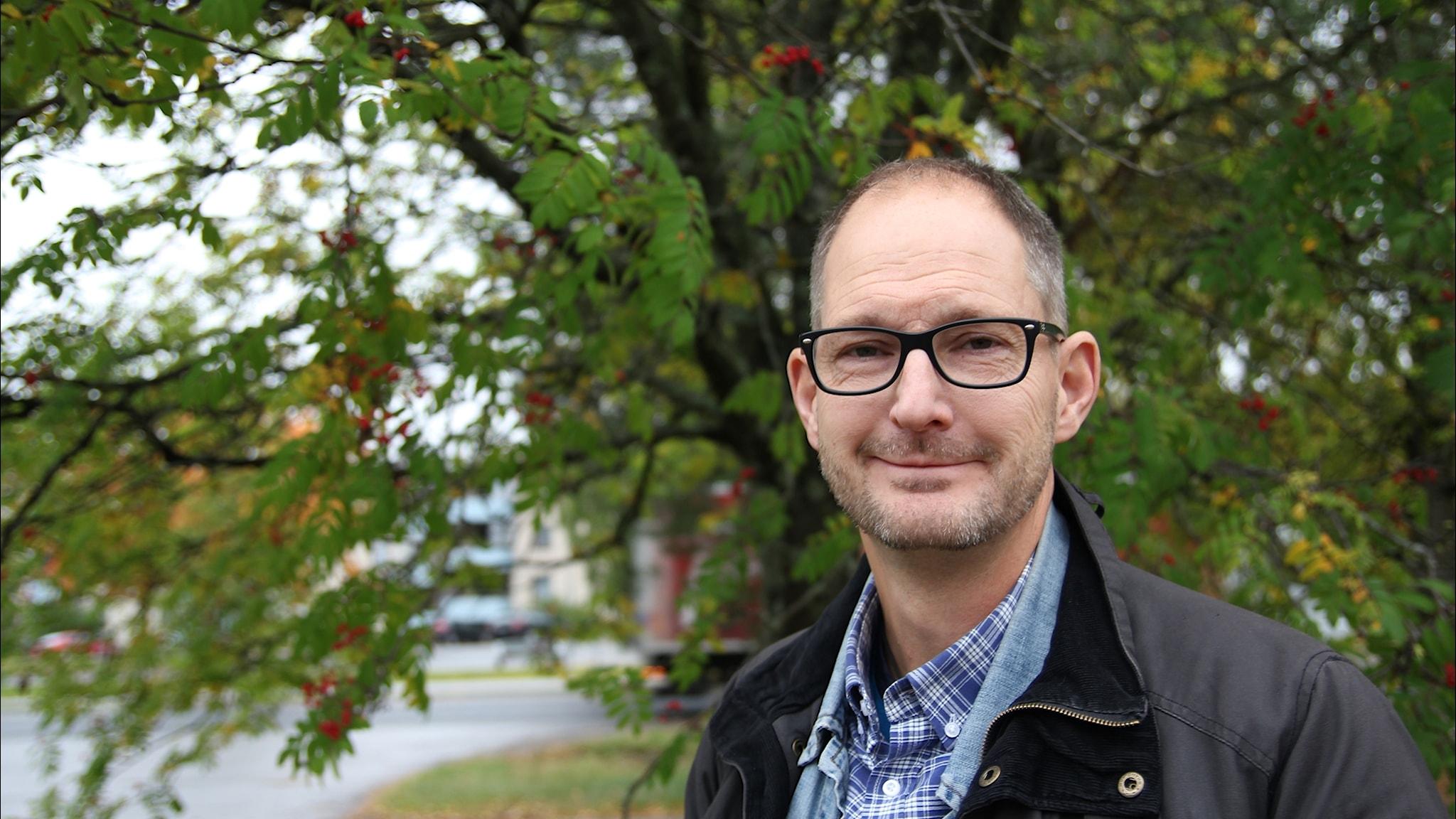 Välja sårbarhetens väg - Mattias Hjalmarsson