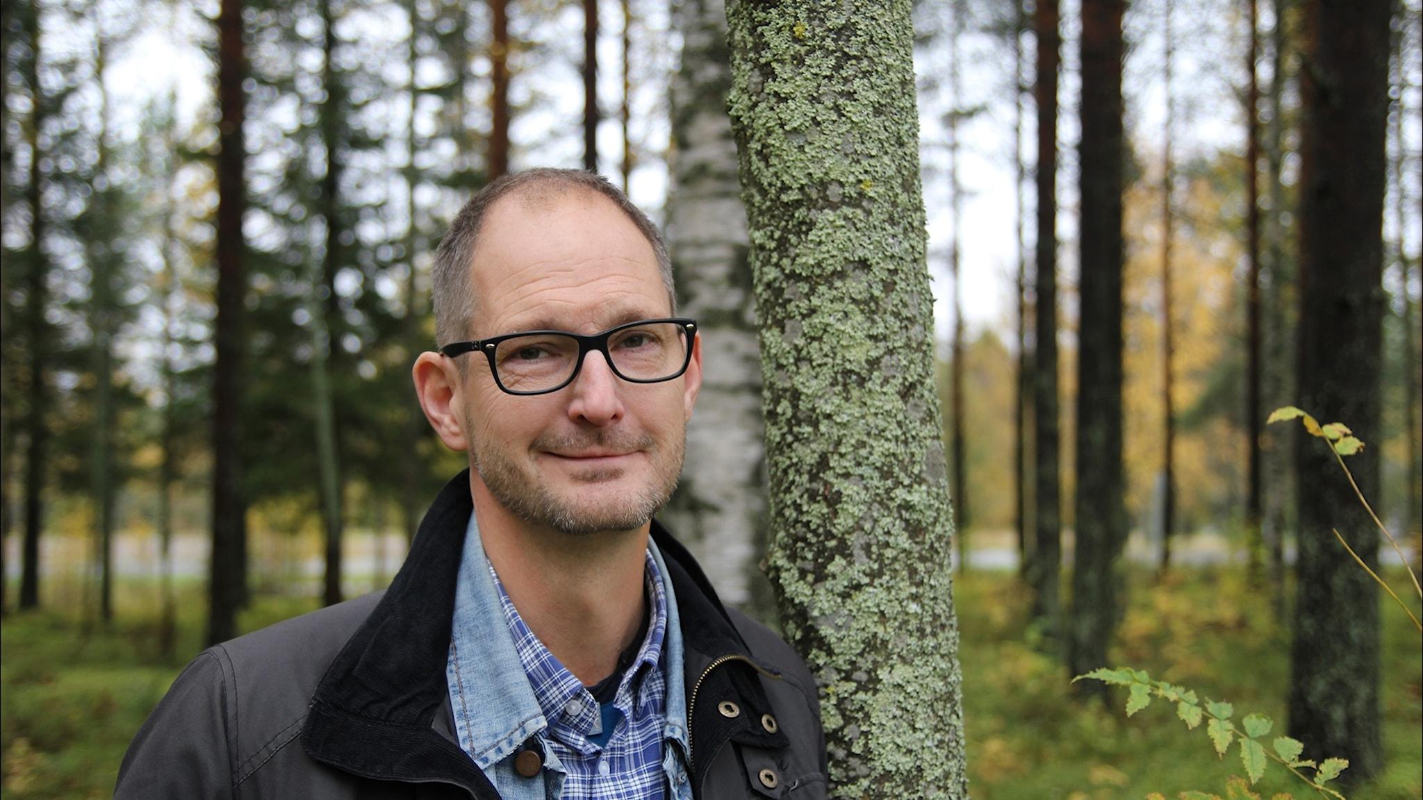 Ett vidöppet ögonblick - Mattias Hjalmarsson