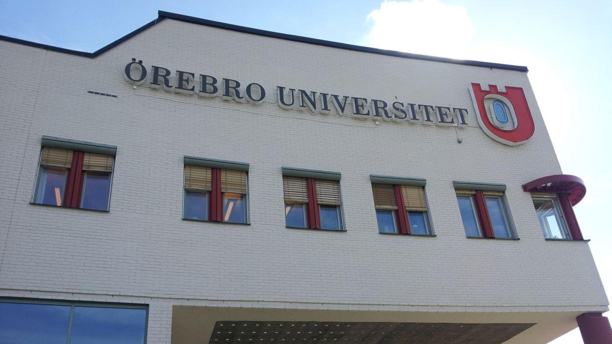 Örebro universitet sen anmälan