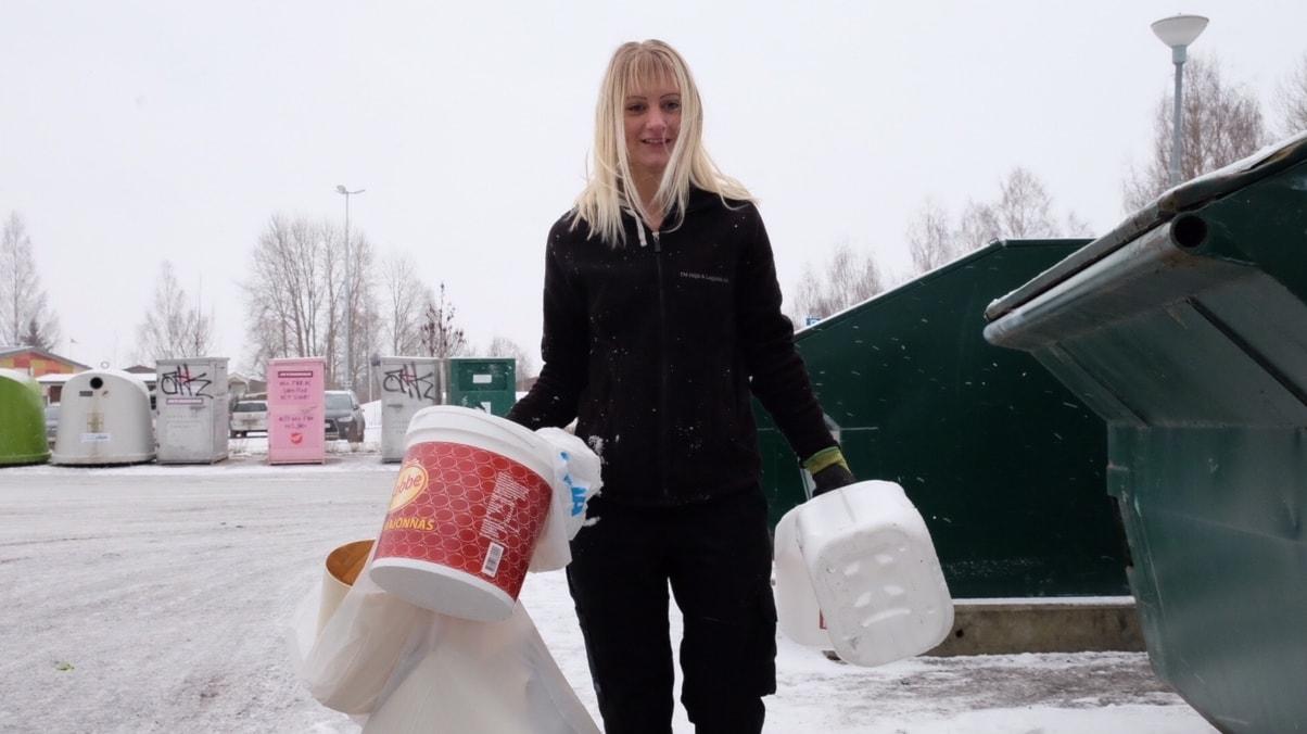 återvinningsstation örebro