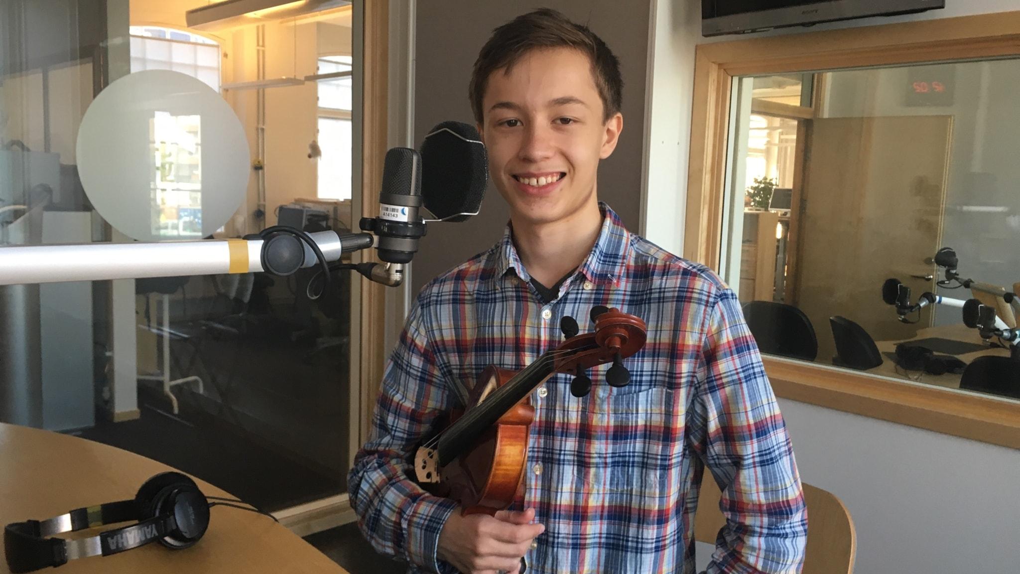 fiol för barn