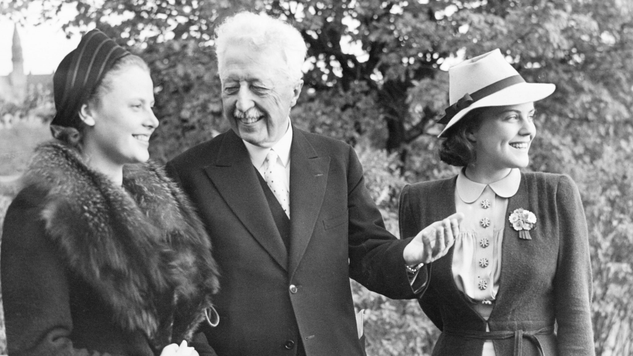 Prins Eugen visar Waldemarsudde