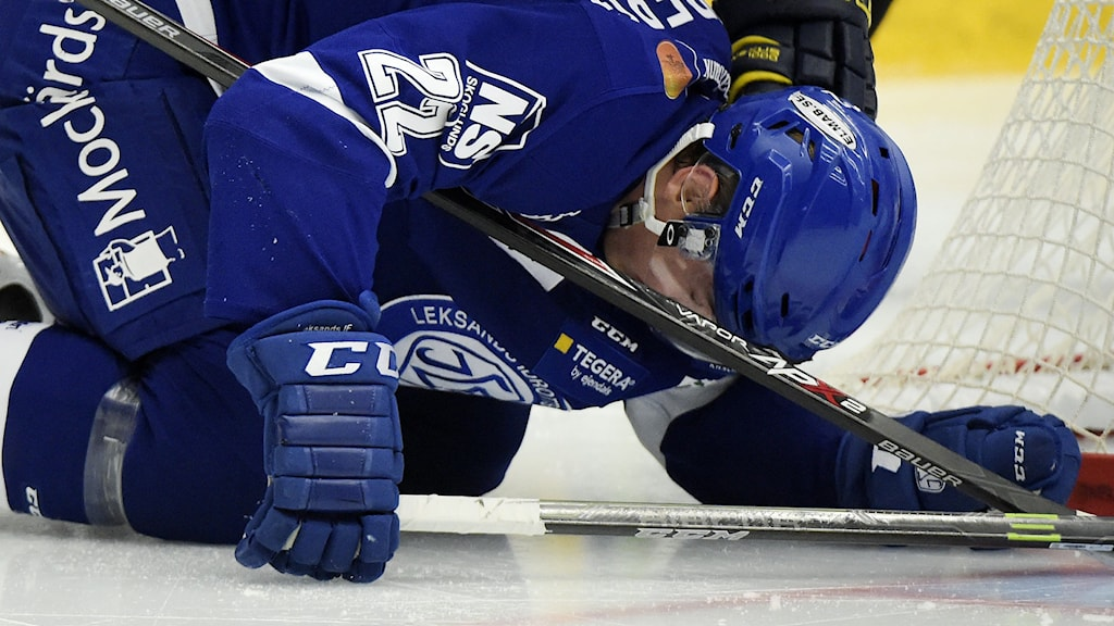 Leksands IF:s Martin Grönberg.