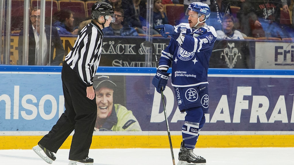 Leksands Joe Piskula.