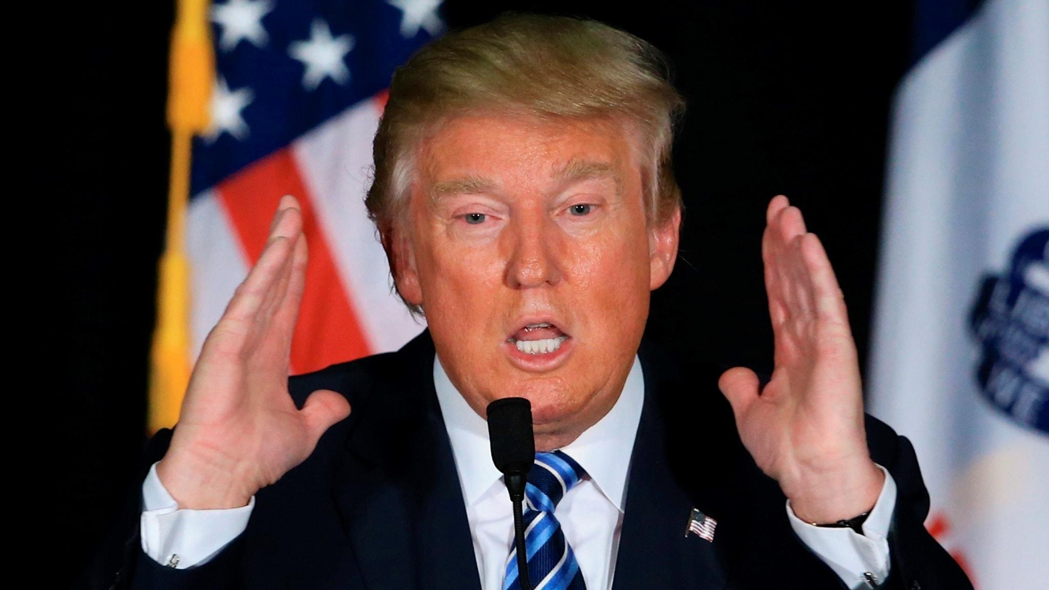 Kan Donald Trump få sparken?