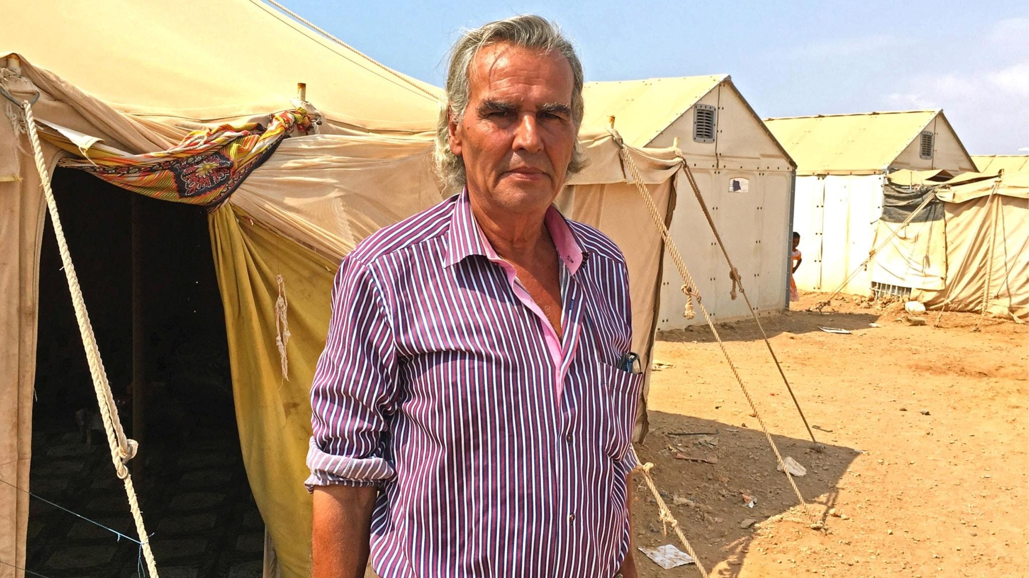Humanitär katastrof råder i Jemen - Studio Ett