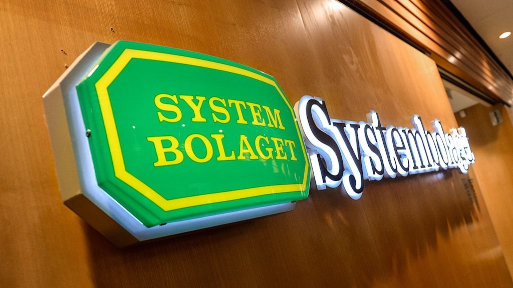 The Swedish liquor monopoly store, Systembolaget. Photo:  Anders Wiklund / TT.