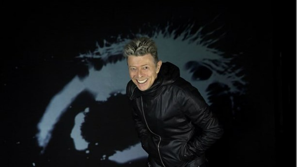 David Bowie 2015. Foto Jimmy King.