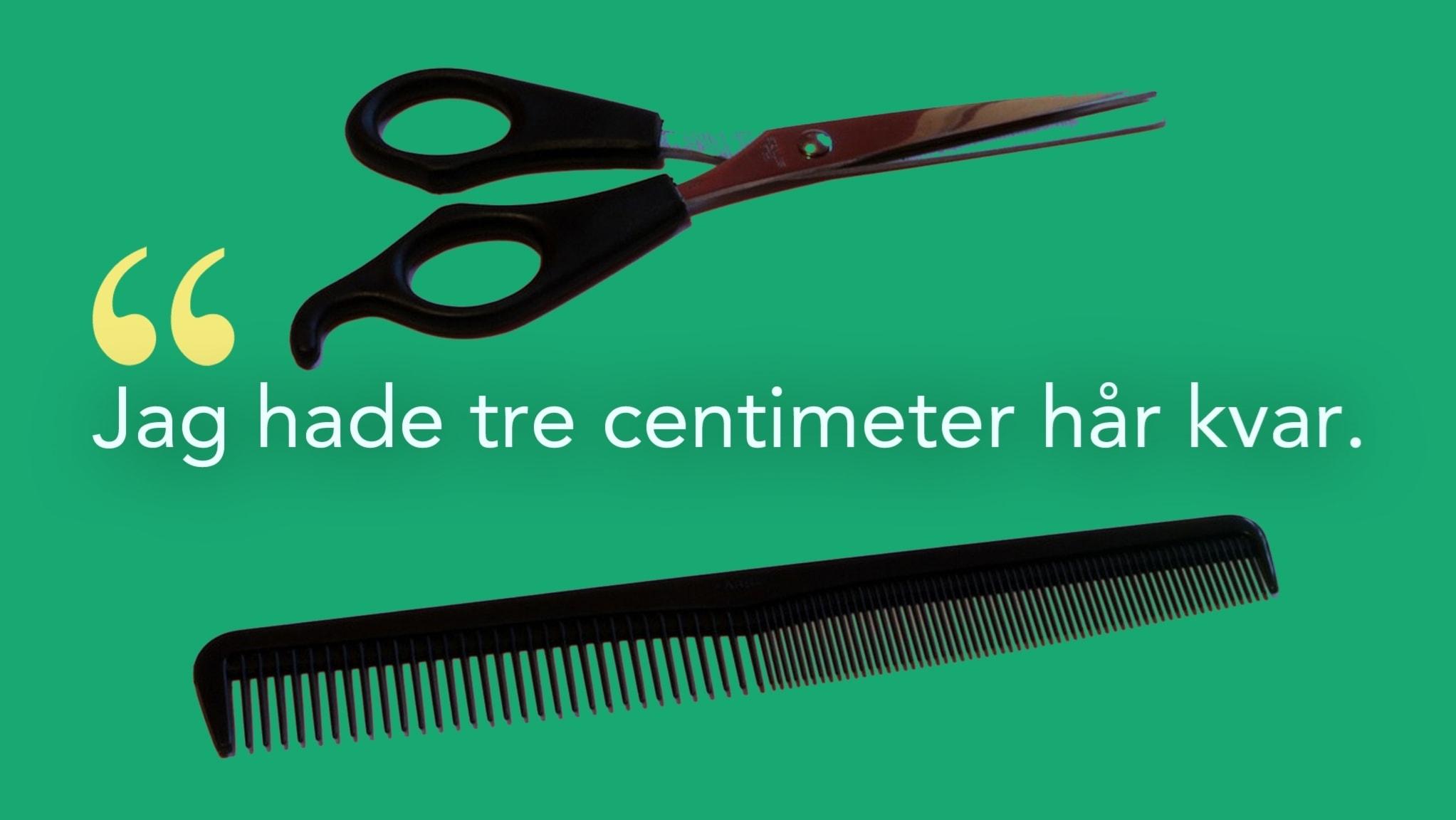 rakpermanenta håret malmö