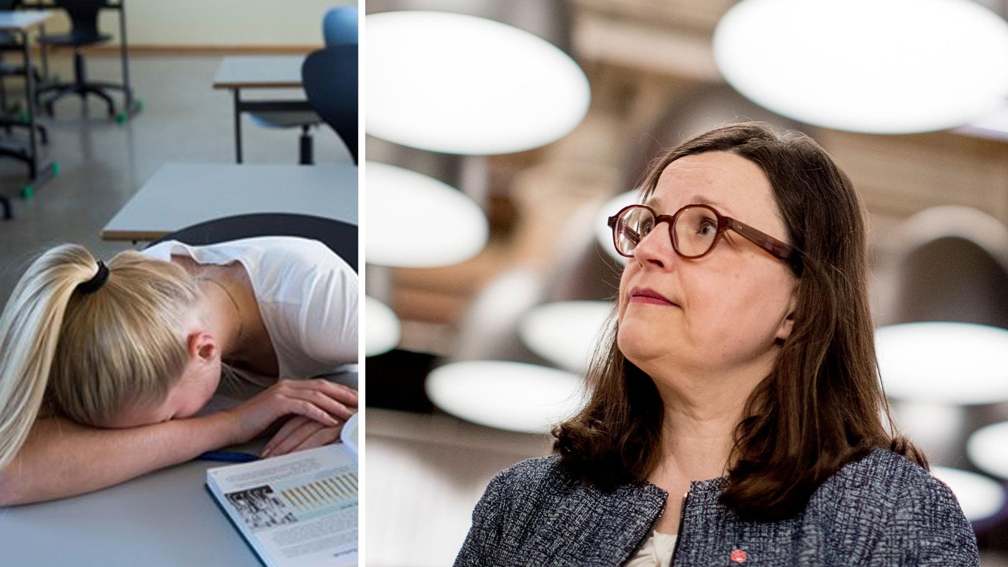 Minister: Ser gärna fler svenska studier om senare skolstarter - P1-morgon