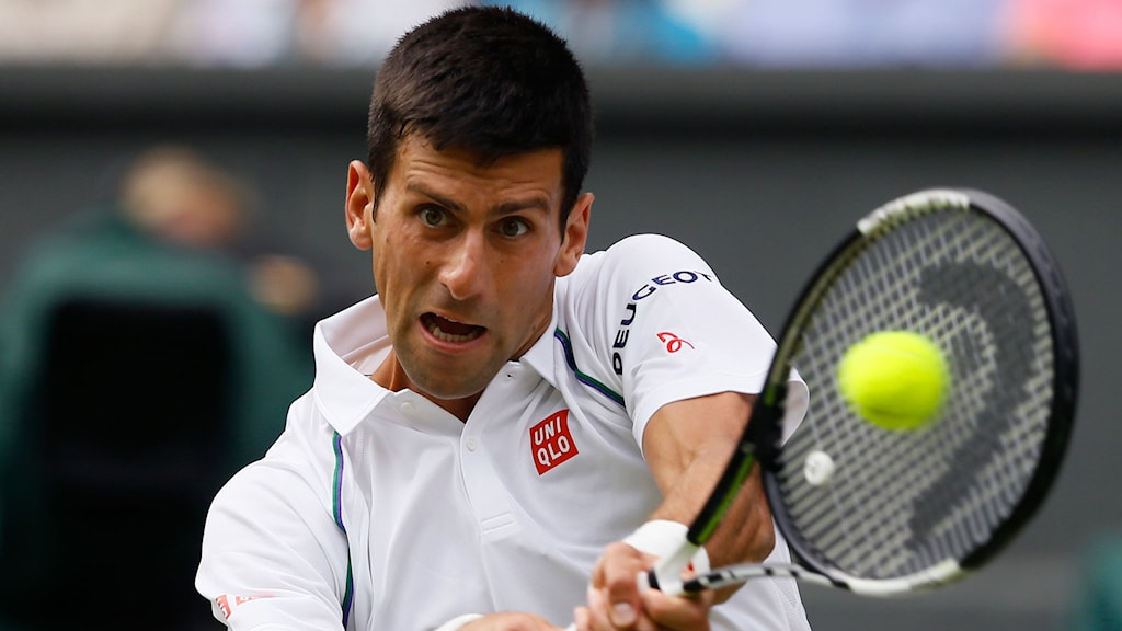 Arkivbild.Novak Djokovic. Foto: AP Photo/Kirsty Wigglesworth/TT
