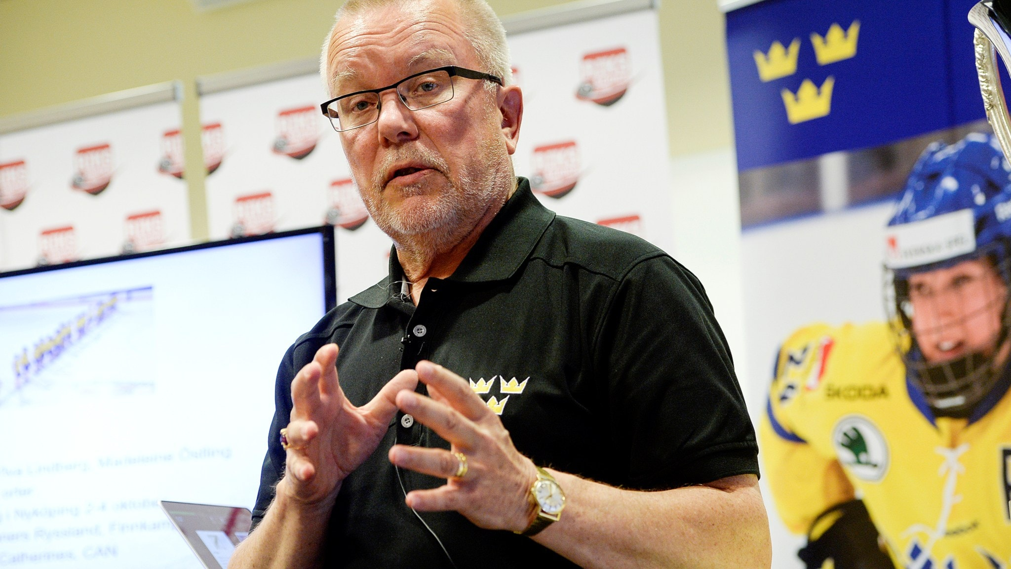 Leif Boork gästar: Kräver damlag i SHL-klubbarna, färre utländska spelare i SDHL och stämmger VM-dörren för Asserholt och Emma Eliasson