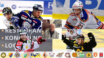 Collage L-G:s bästa forwards