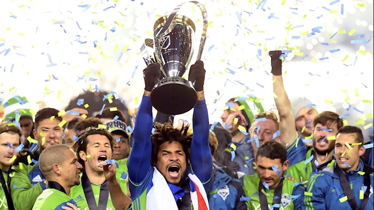 Seattle Sounders tog hem MLS-finalen.