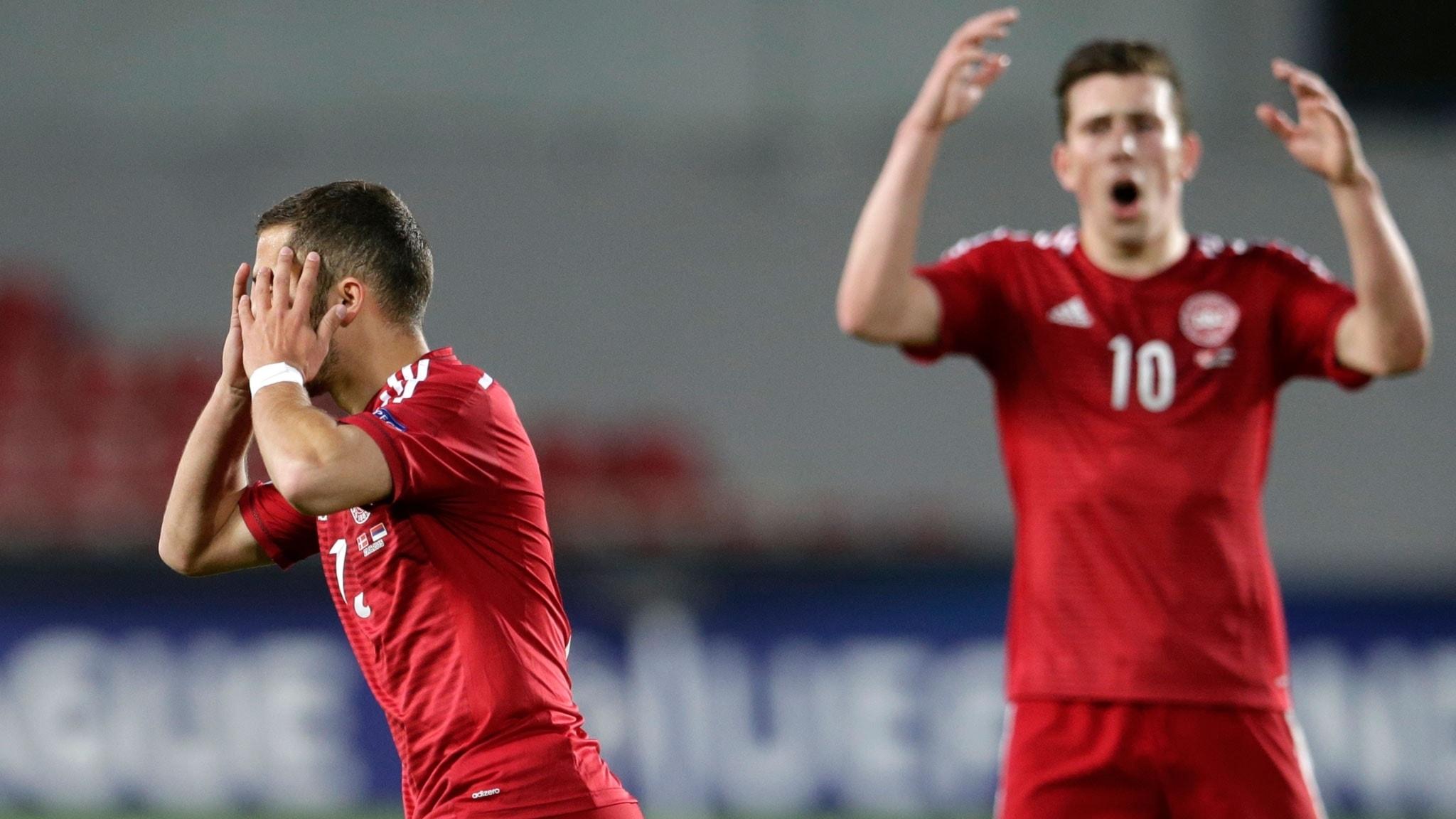 Konflikten som skakar det danska landslaget