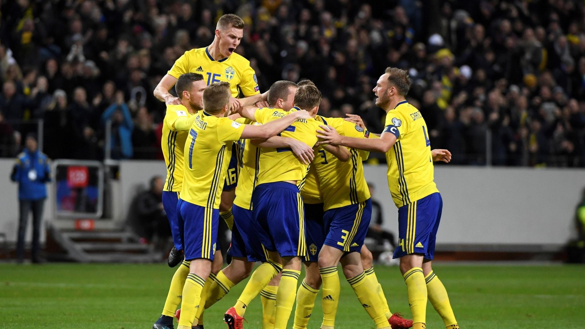 Hur mår Italien efter Sveriges vinst i VM-kvalet?