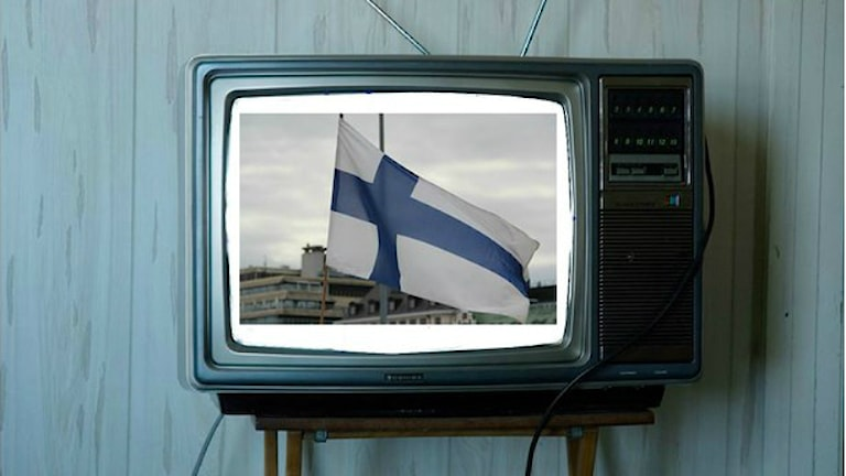 Tv Finland. Foto: dailyinvention/flickr/CC by 2.0 (redigerat)