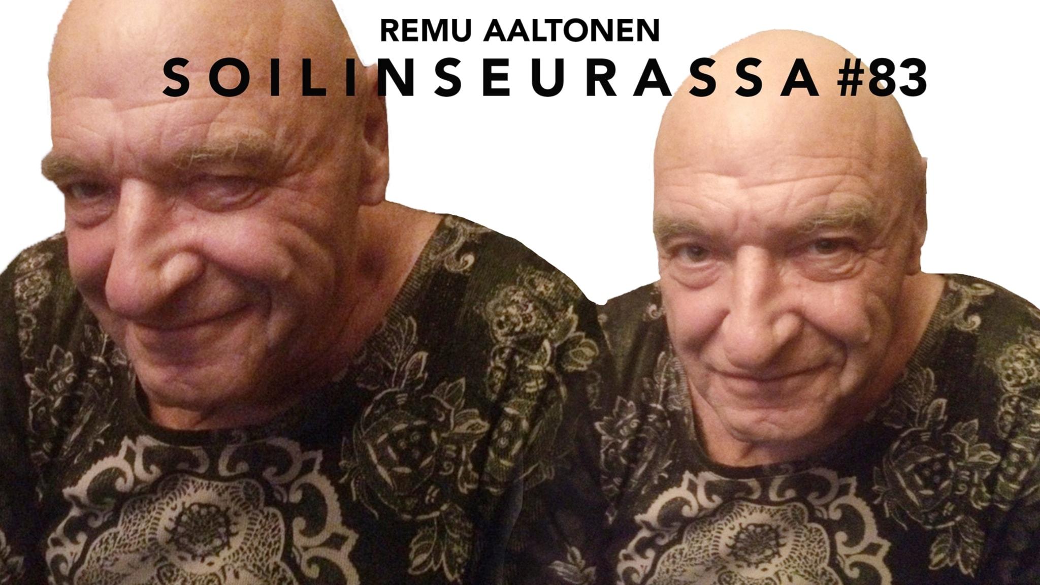 Hurriganes-päällikkö Remu Aaltonen laittaa rumpukapulat naulaan