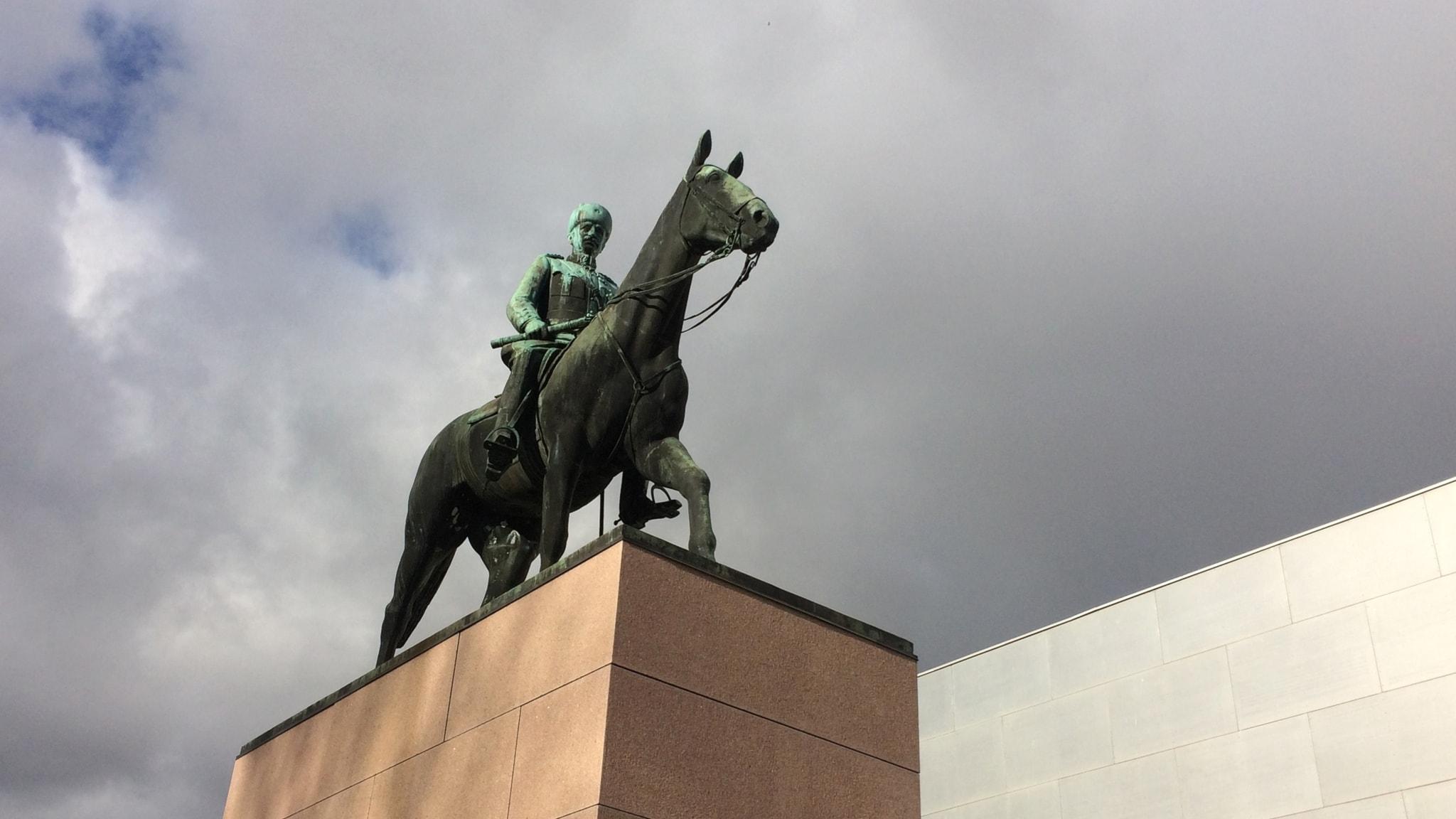 150 år med marskalk Mannerheim - kavalleristen som blev nationalhjälte - spela