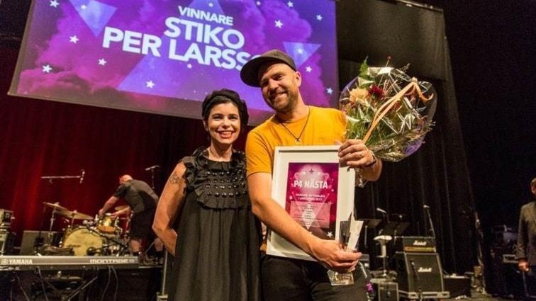 Dags för P4 Nästa-vinnaren Stiko Per att utmana