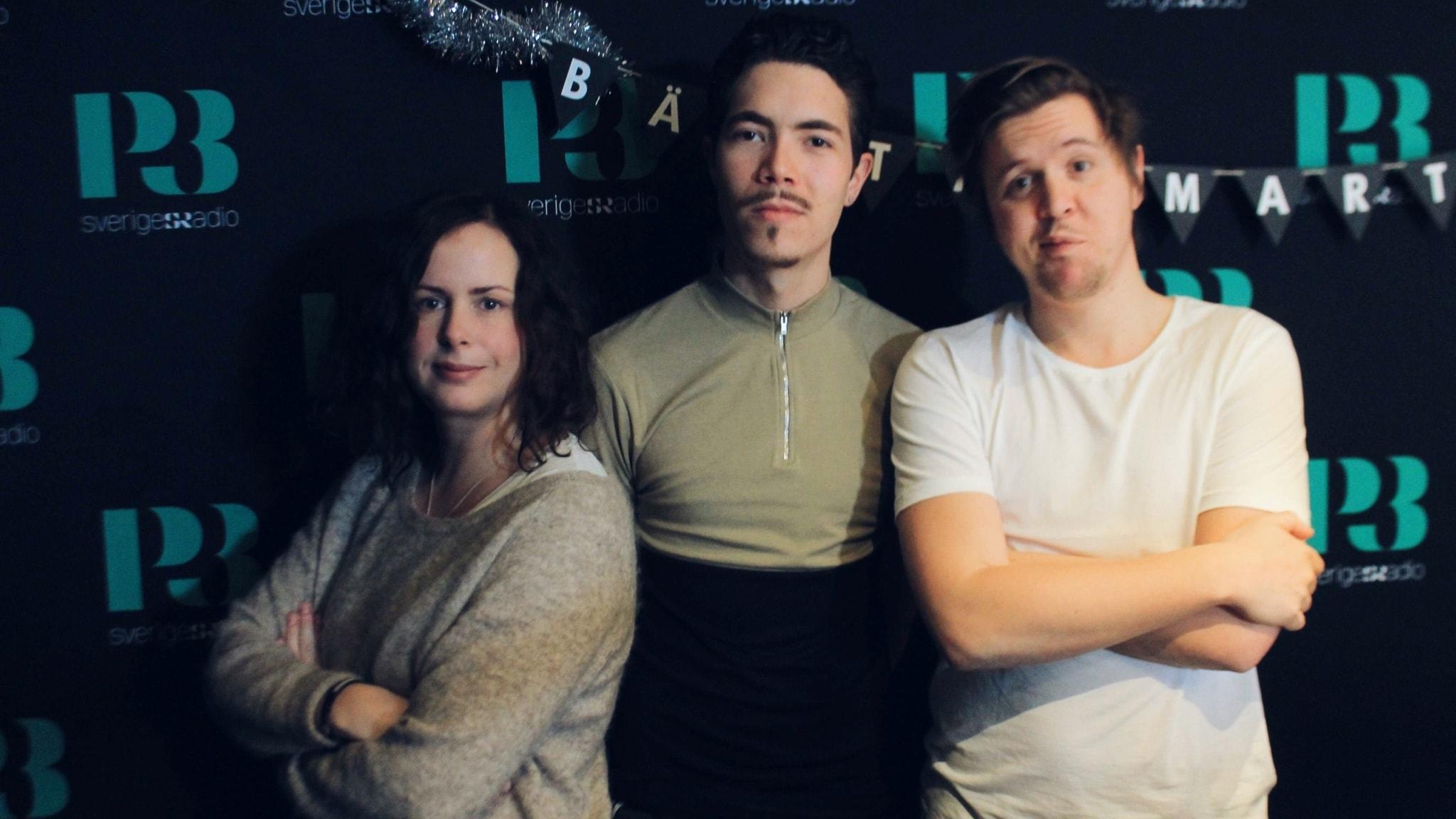Nyårslöften, Anton Hellström och fucka upp Shia LaBeoufs liv
