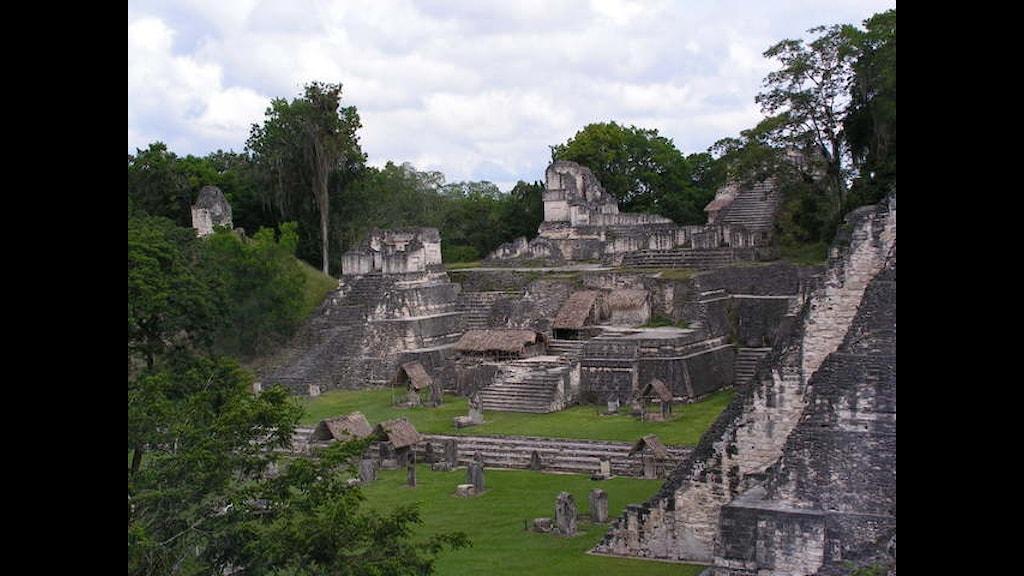 mayaindianerna