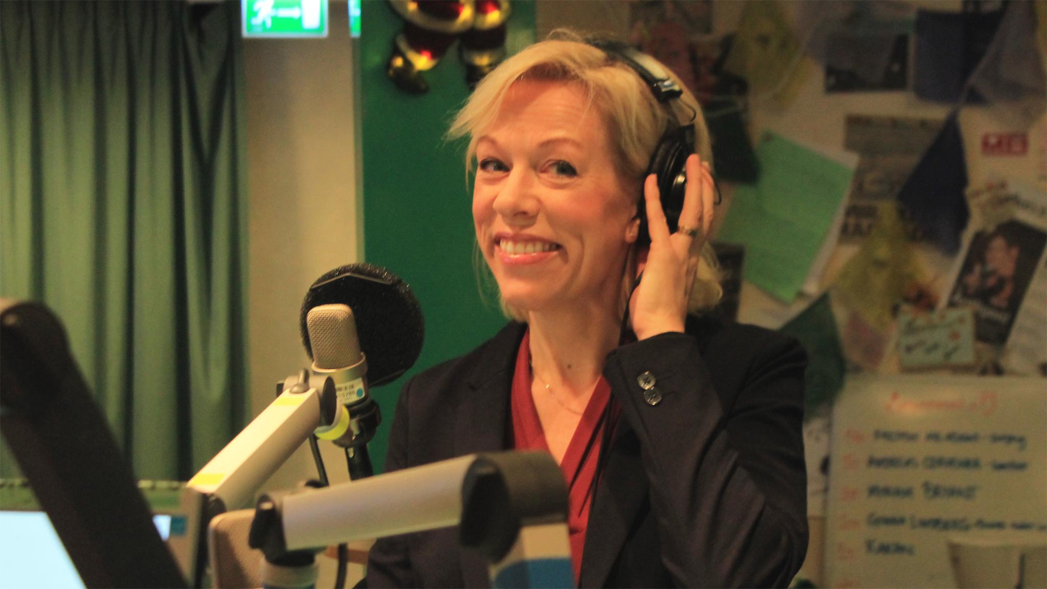 Allt om presidentinstallationer med Ginna Lindberg