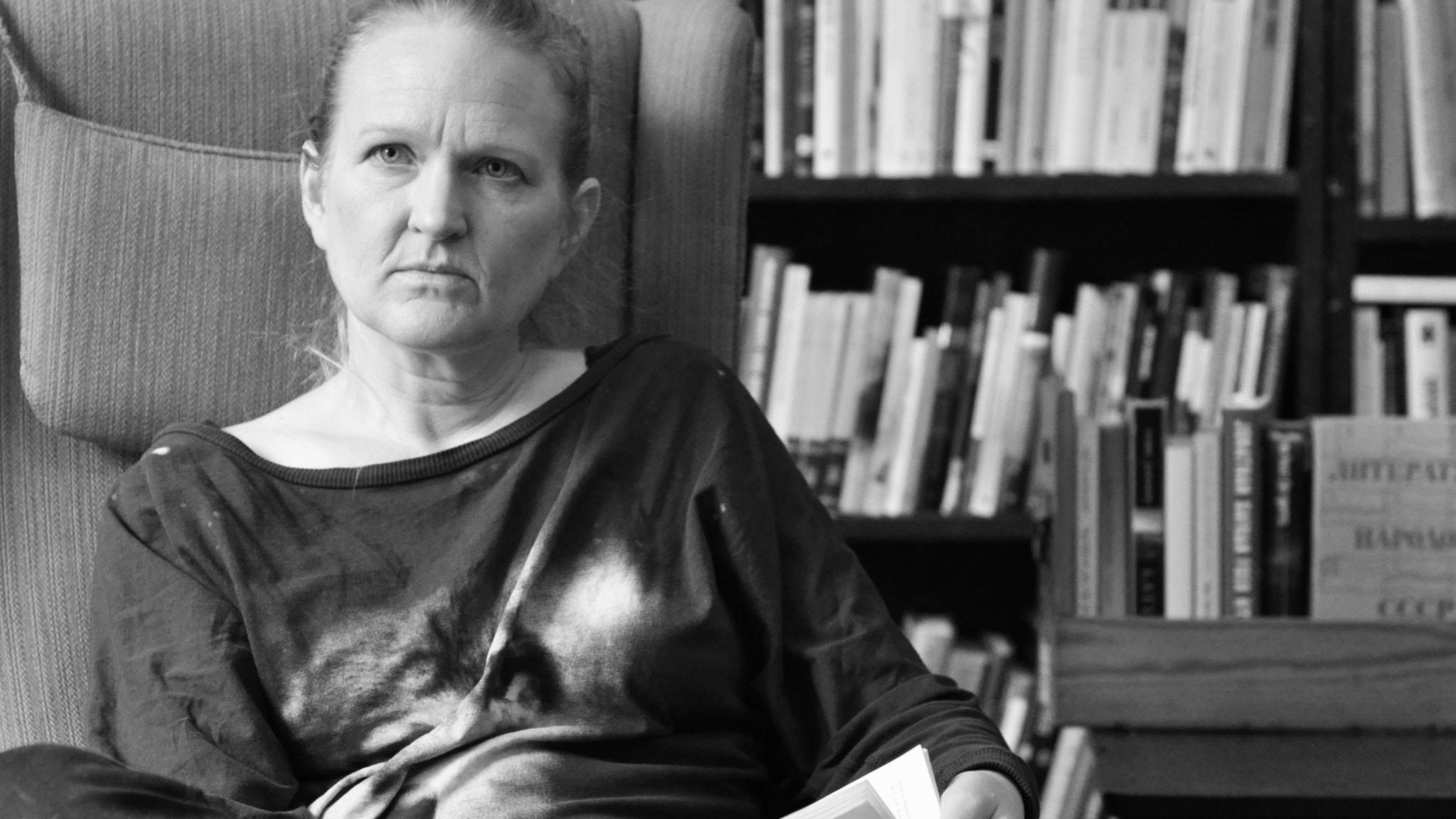 Månadens Diktare: Petra Mölstad