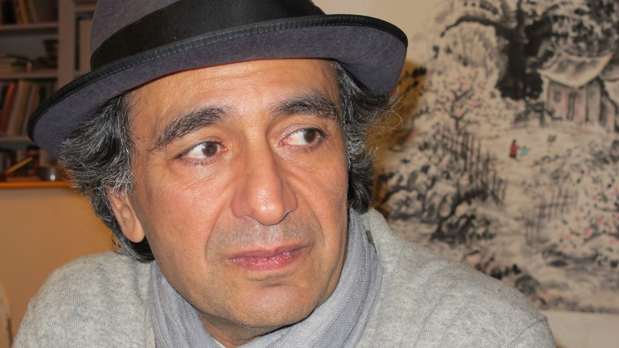 Månadens diktare: Jasim Mohamed