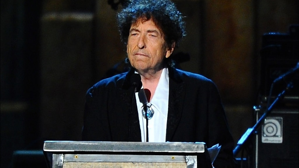 Bob Dylan will play 3 concerts in Sweden in April.