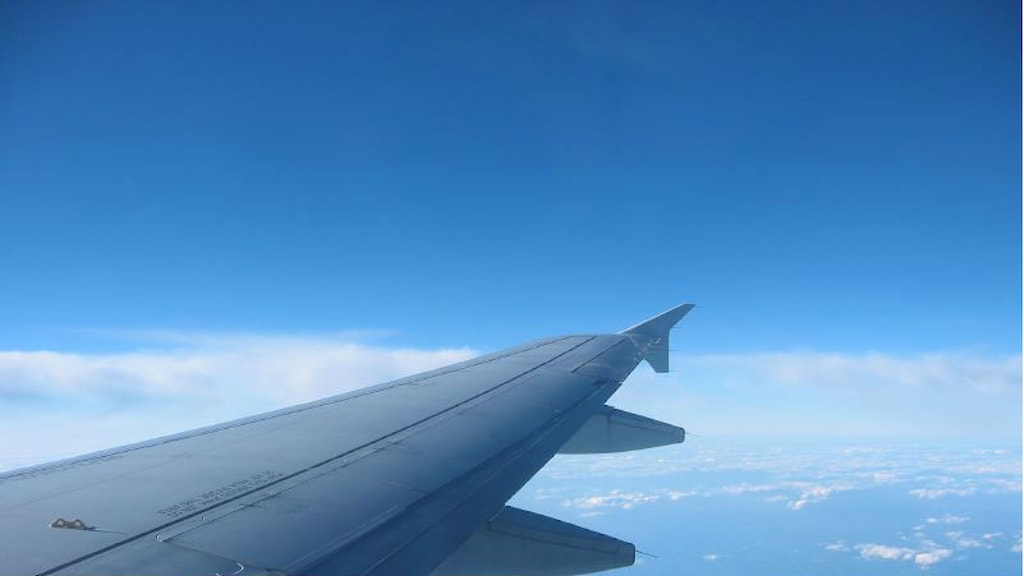 "Photo: ""Plane wing"" by williamson. Creative Commons license 2.0. http://bit.ly/1zMmfvz"